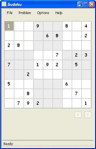 sehr schwierige sudoku